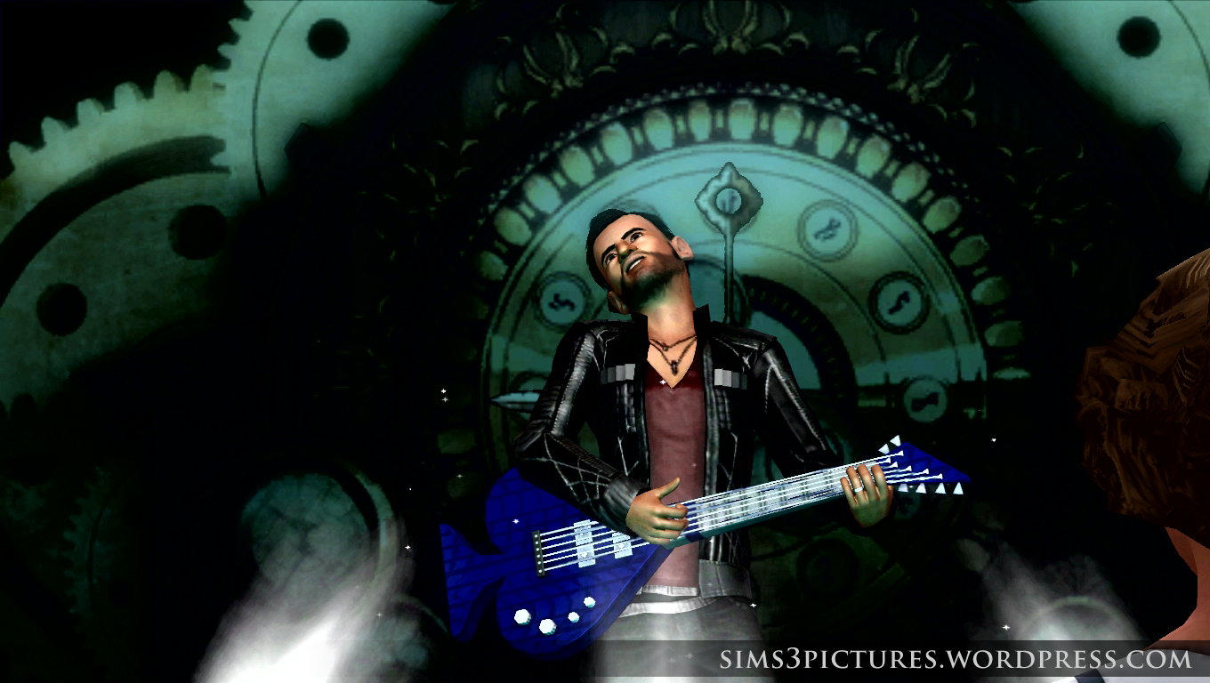 how to become a rockstar in sims 3